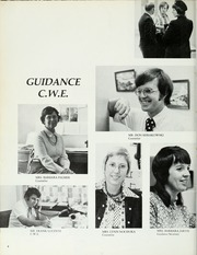 Page 12, 1975 Edition, Tolland High School - Eyrie Yearbook (Tolland, CT) online yearbook collection