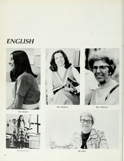 Page 14, 1975 Edition, Tolland High School - Eyrie Yearbook (Tolland, CT) online yearbook collection