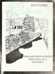 Page 5, 1975 Edition, Tolland High School - Eyrie Yearbook (Tolland, CT) online yearbook collection