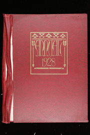 Page 1, 1928 Edition, Ithaca High School - Annual Yearbook (Ithaca, NY) online yearbook collection