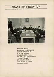 Page 11, 1934 Edition, Ithaca High School - Annual Yearbook (Ithaca, NY) online yearbook collection