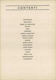 Page 7, 1934 Edition, Ithaca High School - Annual Yearbook (Ithaca, NY) online yearbook collection