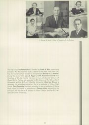 Page 17, 1938 Edition, Ithaca High School - Annual Yearbook (Ithaca, NY) online yearbook collection