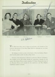 Page 10, 1941 Edition, Ithaca High School - Annual Yearbook (Ithaca, NY) online yearbook collection