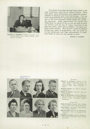 Page 14, 1944 Edition, Ithaca High School - Annual Yearbook (Ithaca, NY) online yearbook collection