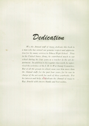 Page 8, 1944 Edition, Ithaca High School - Annual Yearbook (Ithaca, NY) online yearbook collection