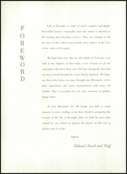 Page 10, 1956 Edition, Admiral Farragut Academy - Buccaneer Yearbook (St Petersburg, FL) online yearbook collection