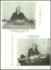 Page 16, 1956 Edition, Admiral Farragut Academy - Buccaneer Yearbook (St Petersburg, FL) online yearbook collection