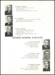 Page 17, 1956 Edition, Admiral Farragut Academy - Buccaneer Yearbook (St Petersburg, FL) online yearbook collection