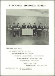 Page 9, 1956 Edition, Admiral Farragut Academy - Buccaneer Yearbook (St Petersburg, FL) online yearbook collection
