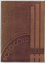 DeVilbiss High School - Pot O Gold Yearbook (Toledo, OH) online yearbook collection, 1935 Edition, Page 1