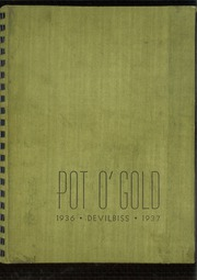 DeVilbiss High School - Pot O Gold Yearbook (Toledo, OH) online yearbook collection, 1937 Edition, Page 1