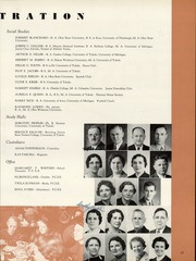 Page 23, 1938 Edition, DeVilbiss High School - Pot O Gold Yearbook (Toledo, OH) online yearbook collection