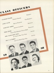 Page 27, 1938 Edition, DeVilbiss High School - Pot O Gold Yearbook (Toledo, OH) online yearbook collection