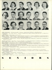Page 30, 1938 Edition, DeVilbiss High School - Pot O Gold Yearbook (Toledo, OH) online yearbook collection