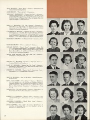 Page 31, 1938 Edition, DeVilbiss High School - Pot O Gold Yearbook (Toledo, OH) online yearbook collection