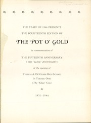 Page 5, 1946 Edition, DeVilbiss High School - Pot O Gold Yearbook (Toledo, OH) online yearbook collection