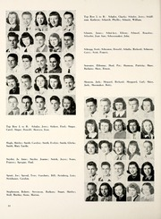 Page 56, 1948 Edition, DeVilbiss High School - Pot O Gold Yearbook (Toledo, OH) online yearbook collection