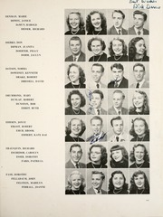 Page 67, 1948 Edition, DeVilbiss High School - Pot O Gold Yearbook (Toledo, OH) online yearbook collection
