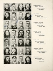 Page 70, 1948 Edition, DeVilbiss High School - Pot O Gold Yearbook (Toledo, OH) online yearbook collection