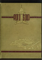 1949 Edition, DeVilbiss High School - Pot O Gold Yearbook (Toledo, OH)