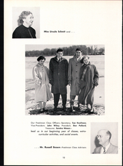 Page 14, 1953 Edition, DeVilbiss High School - Pot O Gold Yearbook (Toledo, OH) online yearbook collection