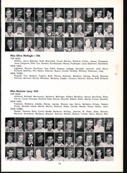 Page 17, 1953 Edition, DeVilbiss High School - Pot O Gold Yearbook (Toledo, OH) online yearbook collection
