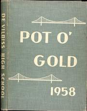 1958 Edition, DeVilbiss High School - Pot O Gold Yearbook (Toledo, OH)