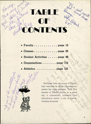 Page 7, 1961 Edition, DeVilbiss High School - Pot O Gold Yearbook (Toledo, OH) online yearbook collection