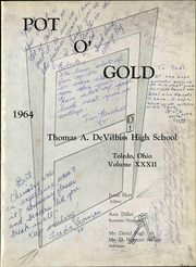 Page 5, 1964 Edition, DeVilbiss High School - Pot O Gold Yearbook (Toledo, OH) online yearbook collection