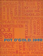 1969 Edition, DeVilbiss High School - Pot O Gold Yearbook (Toledo, OH)