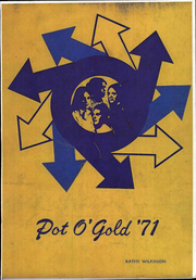 1971 Edition, DeVilbiss High School - Pot O Gold Yearbook (Toledo, OH)