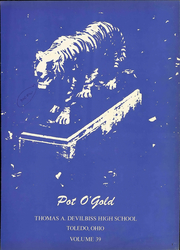 Page 5, 1971 Edition, DeVilbiss High School - Pot O Gold Yearbook (Toledo, OH) online yearbook collection