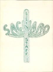 Page 5, 1946 Edition, Florence Union High School - Saguaro Yearbook (Florence, AZ) online yearbook collection