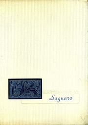 1970 Edition, Florence Union High School - Saguaro Yearbook (Florence, AZ)