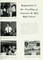 Page 17, 1966 Edition, Lawrence D Bell High School - Raider Yearbook (Hurst, TX) online yearbook collection