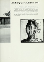 Page 7, 1966 Edition, Lawrence D Bell High School - Raider Yearbook (Hurst, TX) online yearbook collection