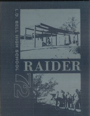 Page 1, 1972 Edition, Lawrence D Bell High School - Raider Yearbook (Hurst, TX) online yearbook collection