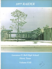 Page 5, 1977 Edition, Lawrence D Bell High School - Raider Yearbook (Hurst, TX) online yearbook collection