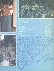 Page 7, 1977 Edition, Lawrence D Bell High School - Raider Yearbook (Hurst, TX) online yearbook collection