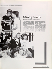 Page 85, 1988 Edition, Lawrence D Bell High School - Raider Yearbook (Hurst, TX) online yearbook collection