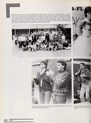 Page 86, 1988 Edition, Lawrence D Bell High School - Raider Yearbook (Hurst, TX) online yearbook collection