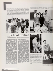 Page 88, 1988 Edition, Lawrence D Bell High School - Raider Yearbook (Hurst, TX) online yearbook collection