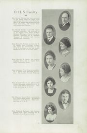 Page 17, 1923 Edition, Ottumwa High School - Argus Yearbook (Ottumwa, IA) online yearbook collection