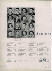 Page 24, 1943 Edition, Ottumwa High School - Argus Yearbook (Ottumwa, IA) online yearbook collection