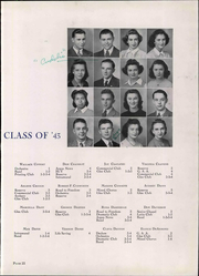 Page 29, 1943 Edition, Ottumwa High School - Argus Yearbook (Ottumwa, IA) online yearbook collection