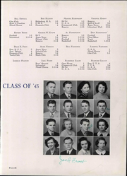 Page 31, 1943 Edition, Ottumwa High School - Argus Yearbook (Ottumwa, IA) online yearbook collection