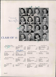 Page 33, 1943 Edition, Ottumwa High School - Argus Yearbook (Ottumwa, IA) online yearbook collection