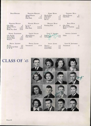Page 35, 1943 Edition, Ottumwa High School - Argus Yearbook (Ottumwa, IA) online yearbook collection