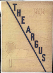 Ottumwa High School - Argus Yearbook (Ottumwa, IA) online yearbook collection, 1945 Edition, Page 1